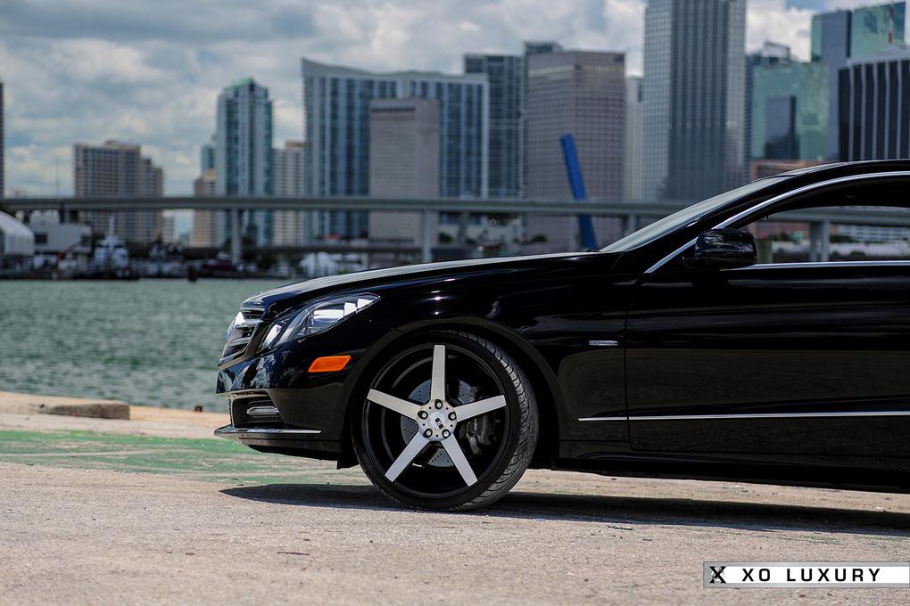 2012 Mercedes-Benz E-Class | Mercedes-Benz E350 on XO Miami's