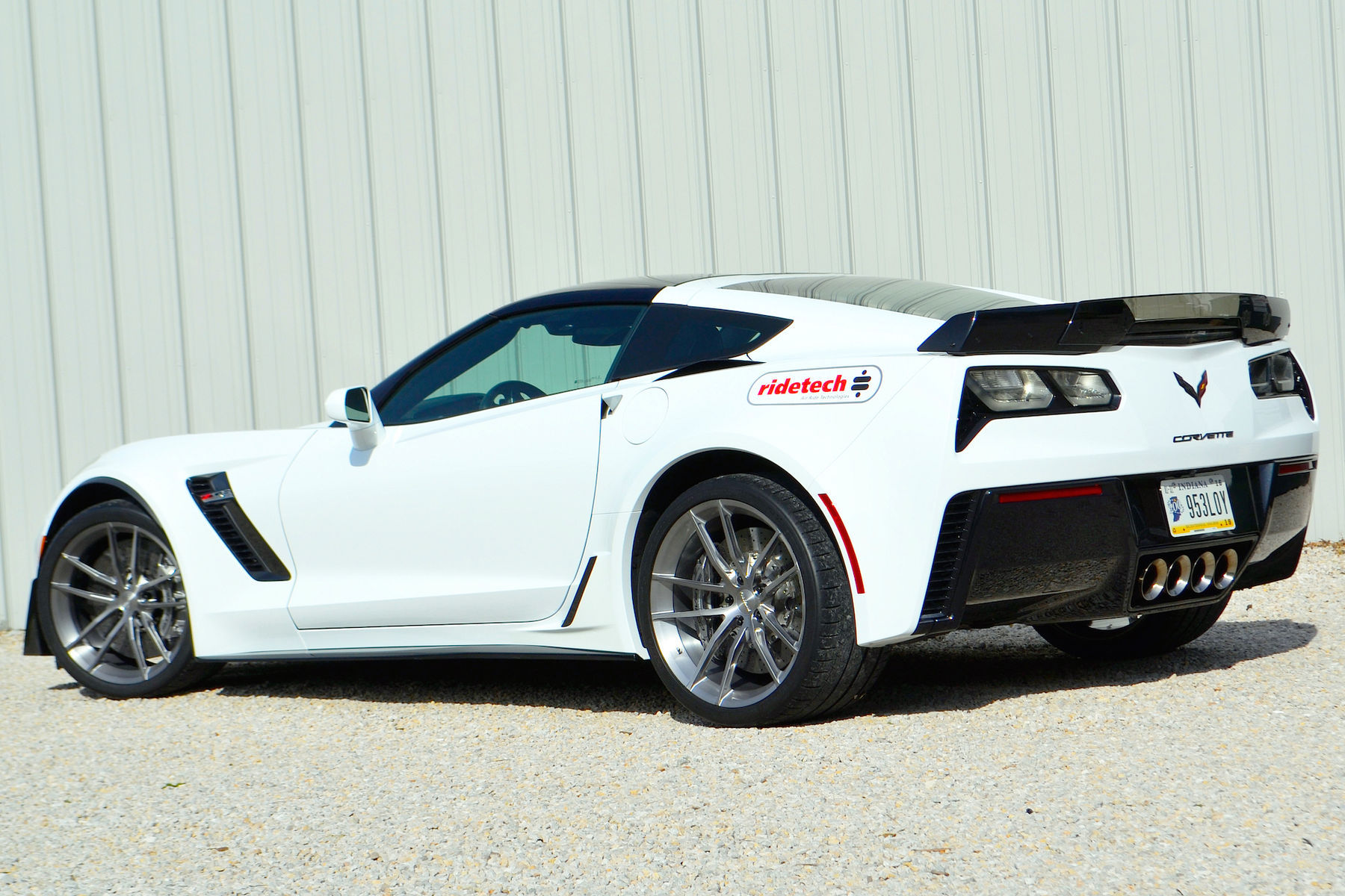 2015 Chevrolet Corvette Z06 | C7 Z06 on Forgeline AR1 Wheels