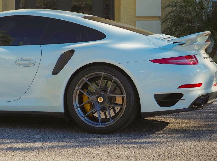 2018 Porsche 911 | Advance Performance Porsche 991 911 Turbo S on Forgeline One Piece Forged Monoblock VX1R Wheels