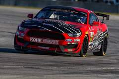 Kohr Motorsports Mustang GT4 Wins at Sebring on Forgeline One Piece Forged Monoblock GS1R Wheels