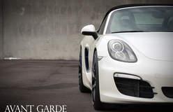 Porsche 981 Boxster S