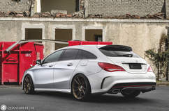 Quantum44 S4 - Mercedes Benz CLA 250 Shooting Break
