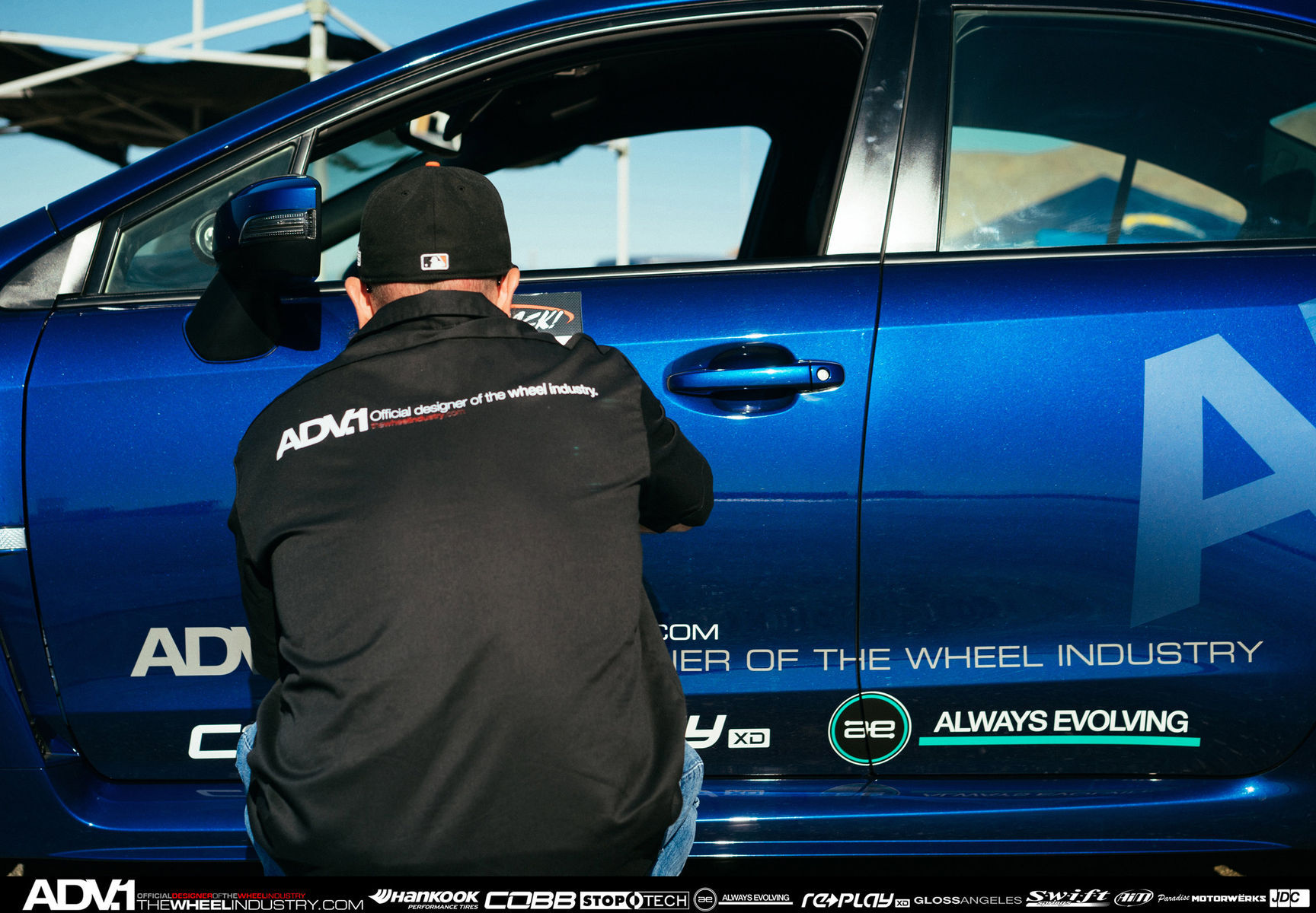 2015 Subaru STI | SUBARU STI ADV5S REDLINE TIME ATTACK: ROUND 2 - BIG WILLOW - APRIL 12