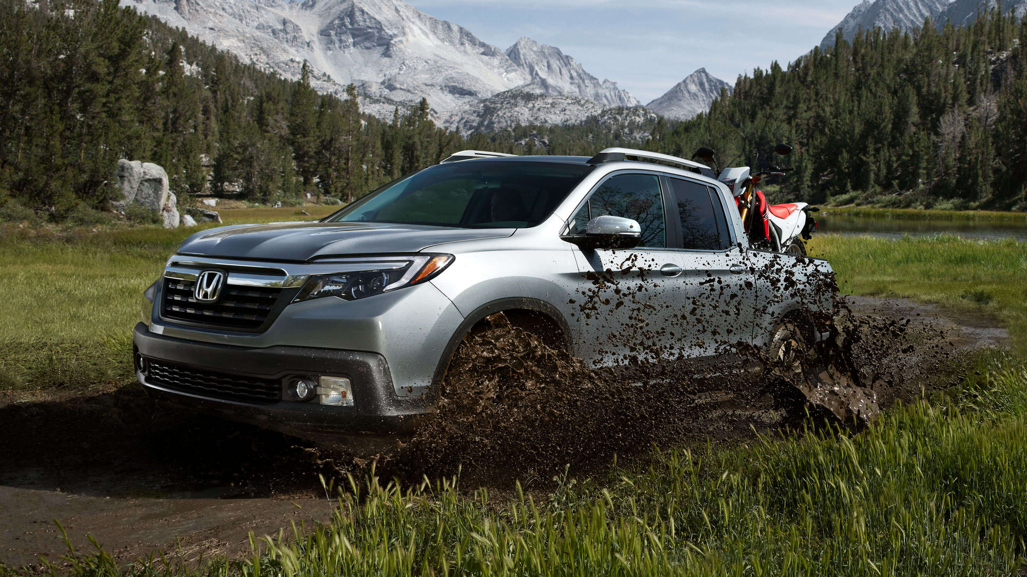 Honda Ridgeline Off Road >> Honda Ridgeline Off Road