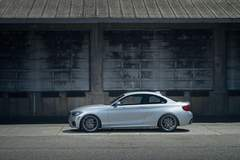 H&R 2014 BMW 228i M Sport Coupe