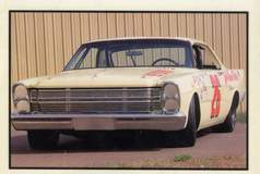 '66 Galaxie NASCAR #26