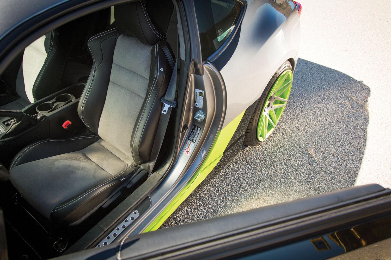 2015 Subaru BRZ   Subaru BRZ Door