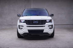 '15 Ford Explorer Sport by MAD Industries - Front Grille View