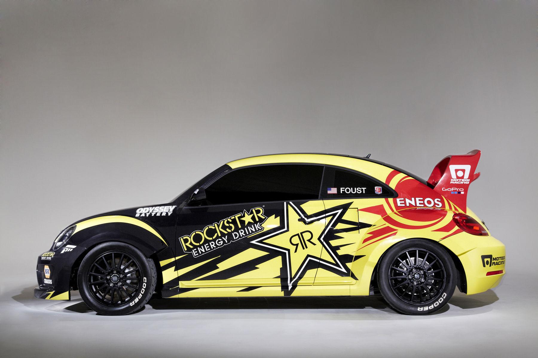 2015 Volkswagen Beetle | '15 VW Beetle GRC Rally Car