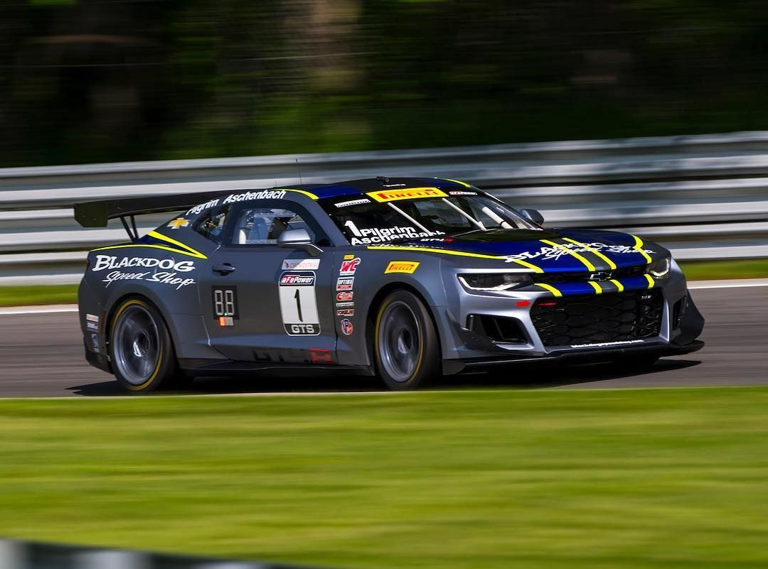2018 Chevrolet Camaro | Pirelli World Challenge GTS Pro-Am Winners at Lime Rock Park