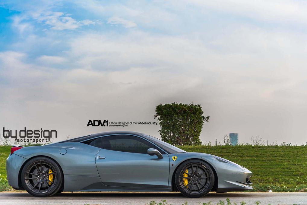 2013 Ferrari 458 Italia | '13 Ferrari 458 Italia on ADV.1's