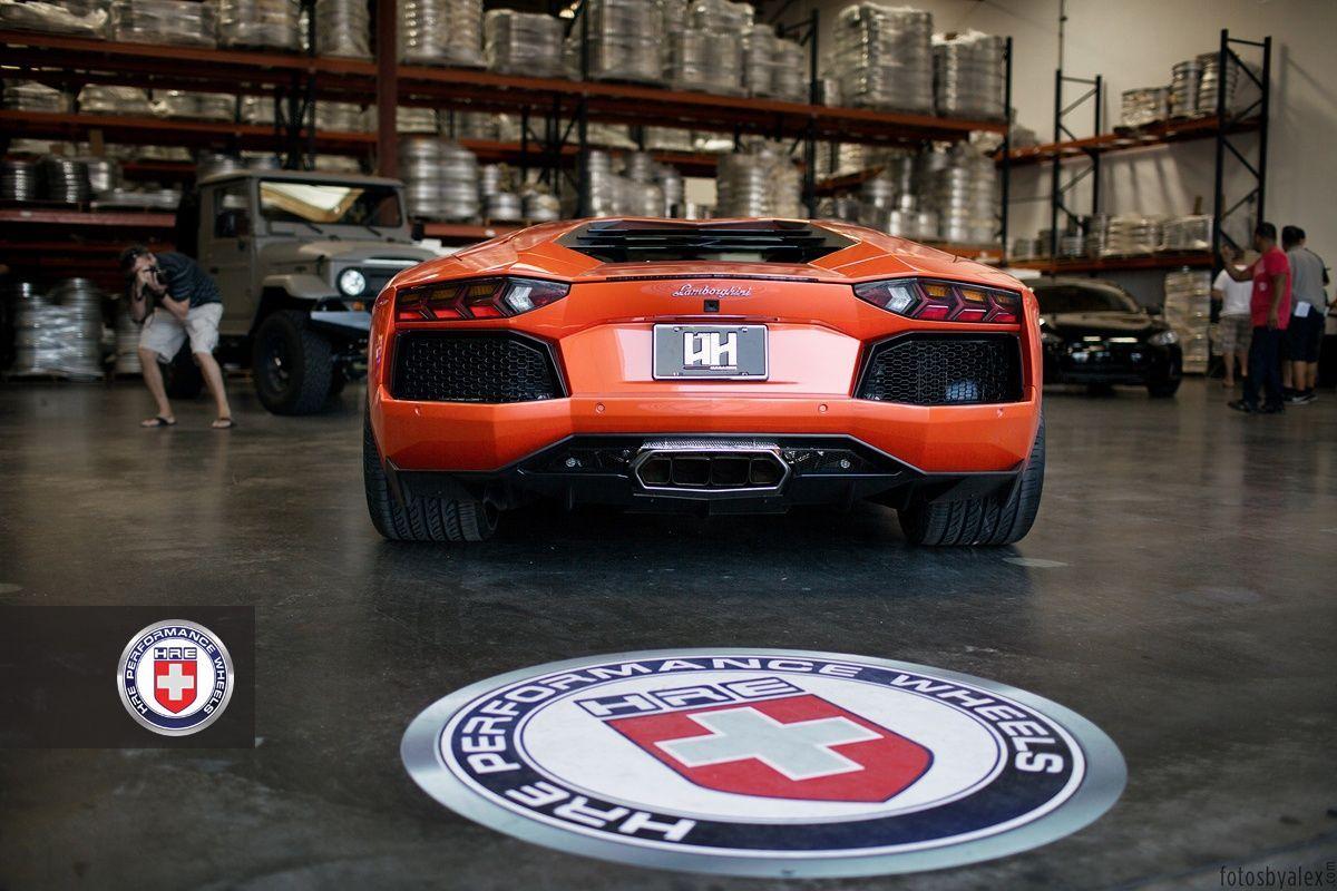 Lamborghini Aventador | Lambo