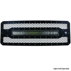 2011-2015 Ford F-250 / F-350 Super Duty LED Grille