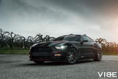 '15 Ford Mustang EcoBoost - Vorsteiner Wheels