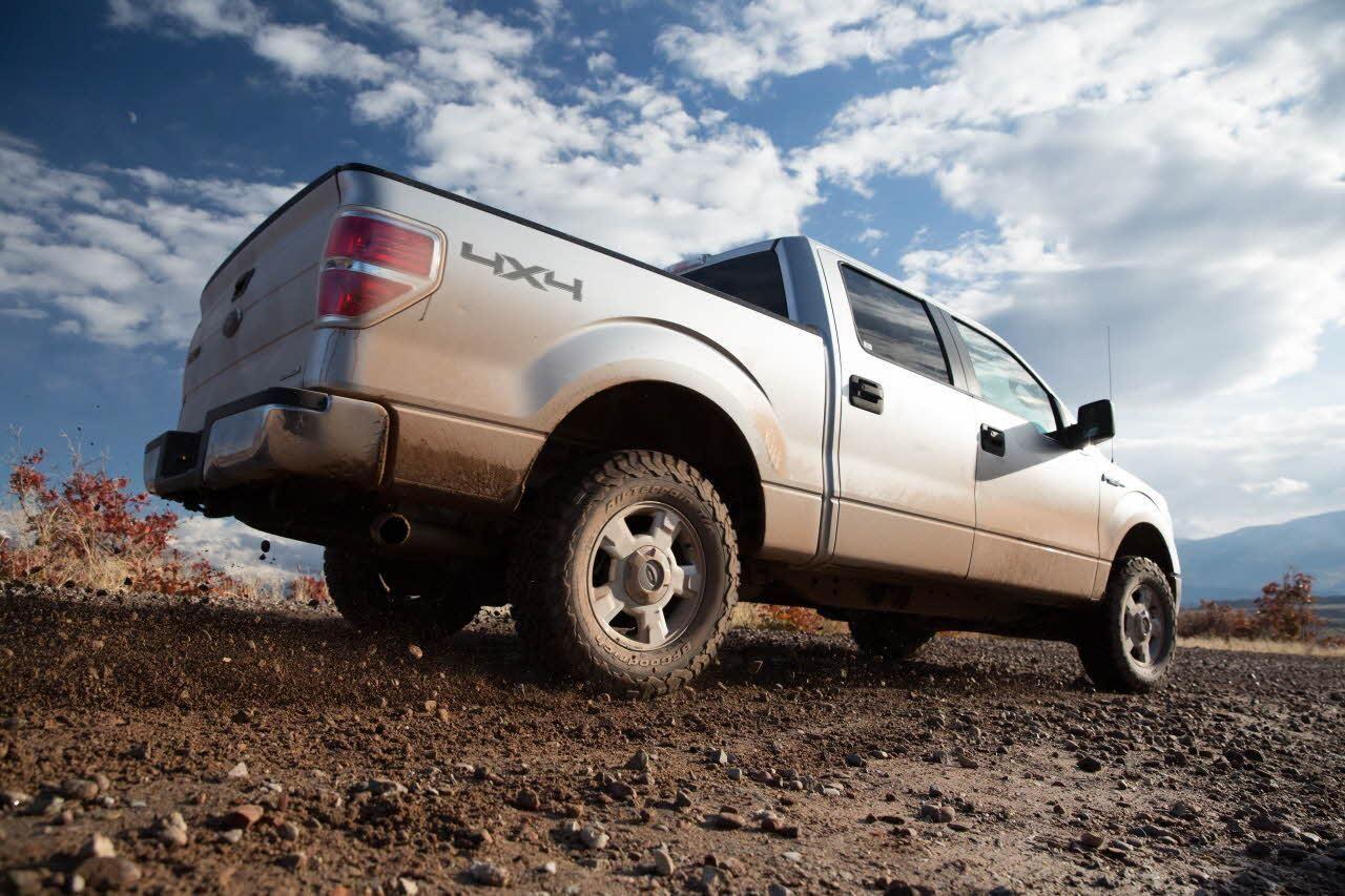 | 4x4 Pickup Off-Road