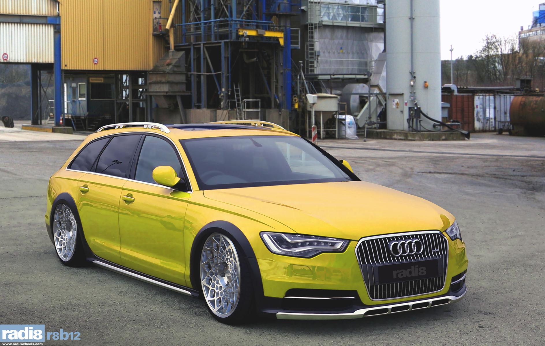 Audi allroad | Radi8 R8B12 - Audi A6 Allroad