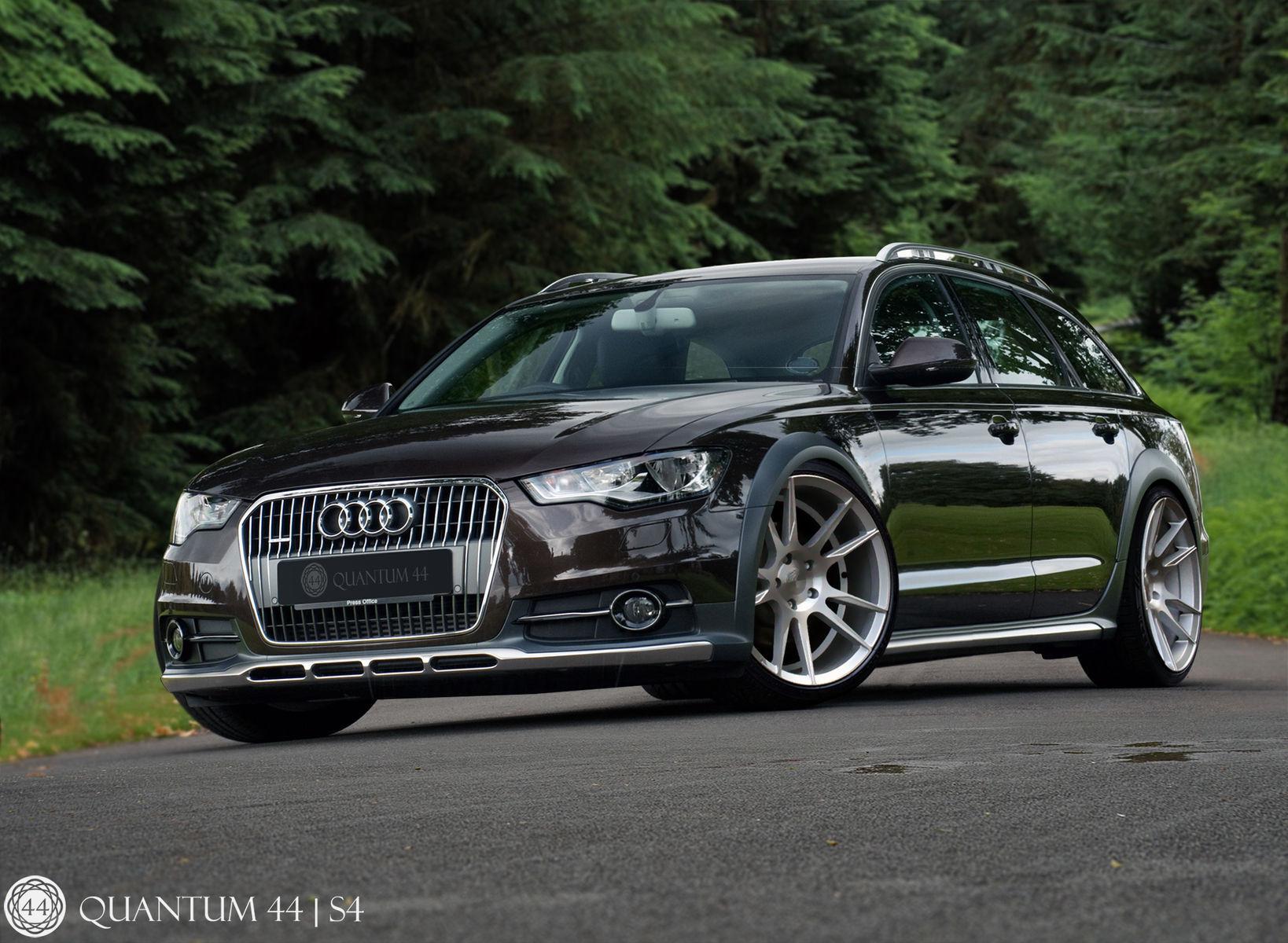 Audi allroad   Audi A6 Allroad - Quantum44 S4
