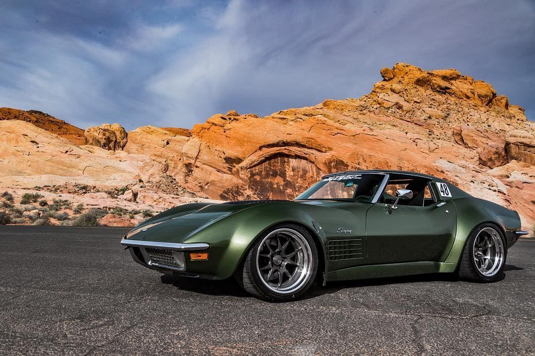 1970 Chevrolet Corvette Stingray | Garrett Randall's