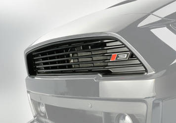 2015 Mustang ROUSH Front Fascia Upper Grille