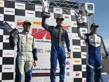 Aschenbach Scores Double Victory in Pirelli World Challenge Season Opener at St Pete on Forgeline One Piece Forged Monoblock GS1R Wheels
