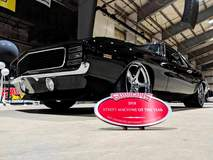 "Stuart Adams' Detroit Speed-Built ""TUX"" '69 Camaro Wins Street Machine of the Year on Custom Forgeline Wheels"