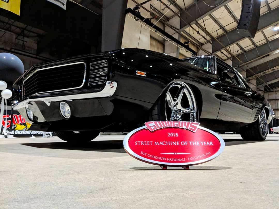 1969 Chevrolet Camaro | Stuart Adams' Detroit Speed-Built