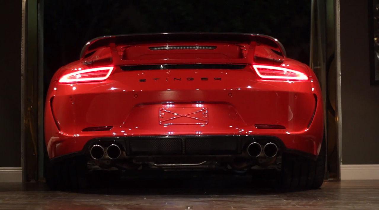 2013 Porsche 911 | ADV.1 Wheels / TOP CAR Porsche 991 Stingray