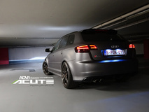 '13 Audi RS3 on ADV.1's