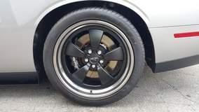 #002 War Hawk Performance Warhawk Dodge Challenger on Forgeline CR3 Wheels