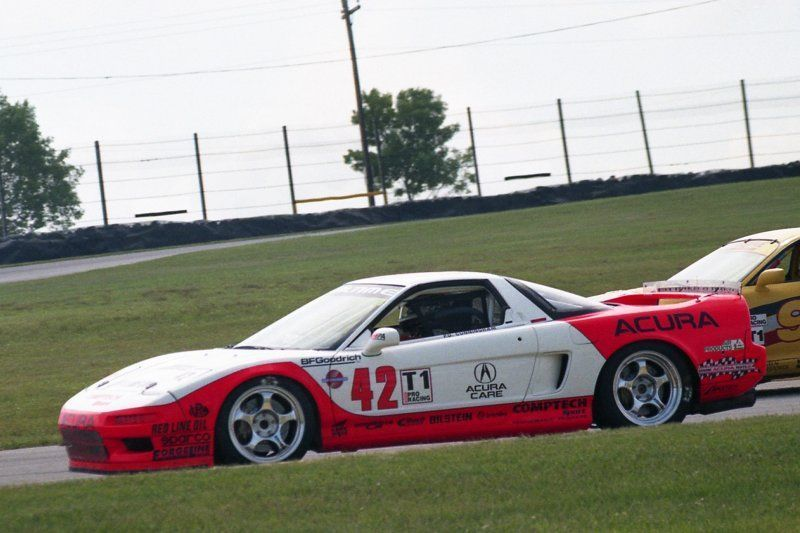 Acura NSX | World Challenge Racecars on Forgeline RS Wheels