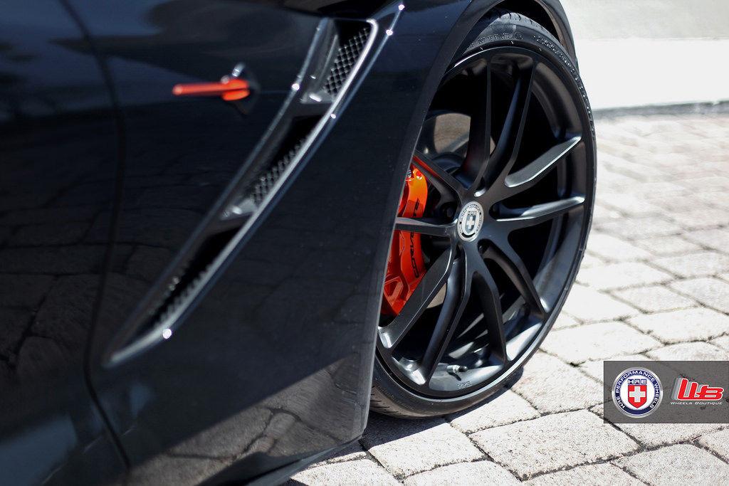 Chevrolet Corvette Stingray | C7 Corvette on HRE P104