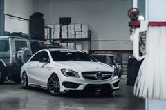 Renntech Mercedes CLA45