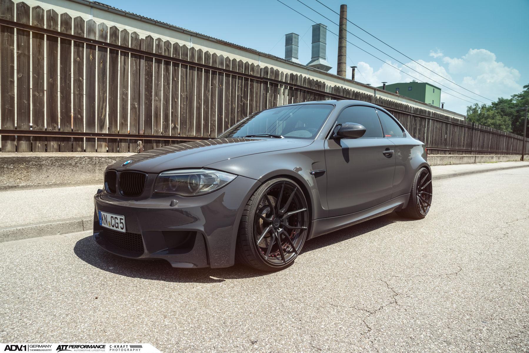 BMW 1 Series M   BMW 1M