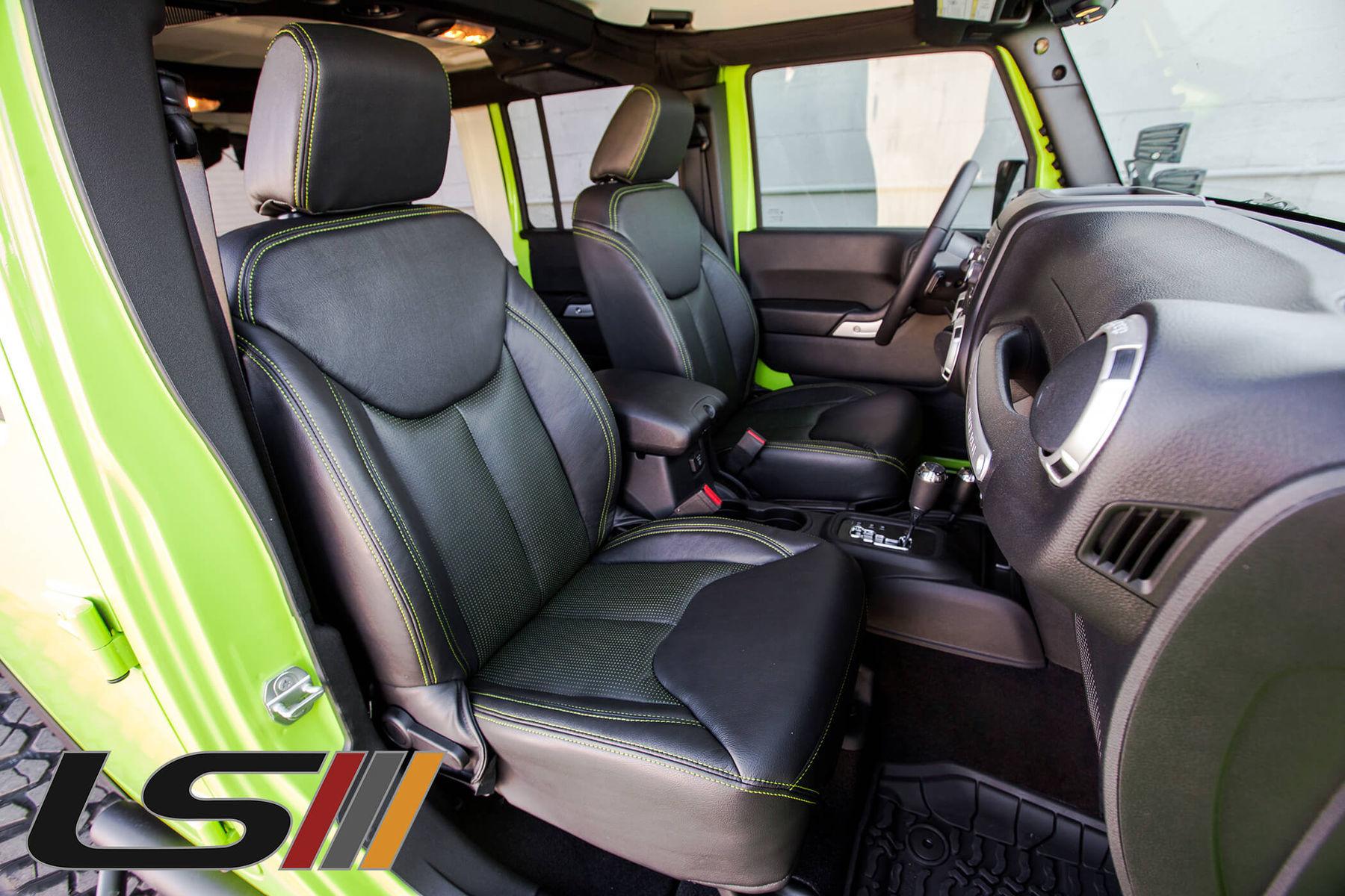 Jeep Wrangler Leather Seats Best Seat 2018 Jk New Unlimited Sahara 4x4 Heated