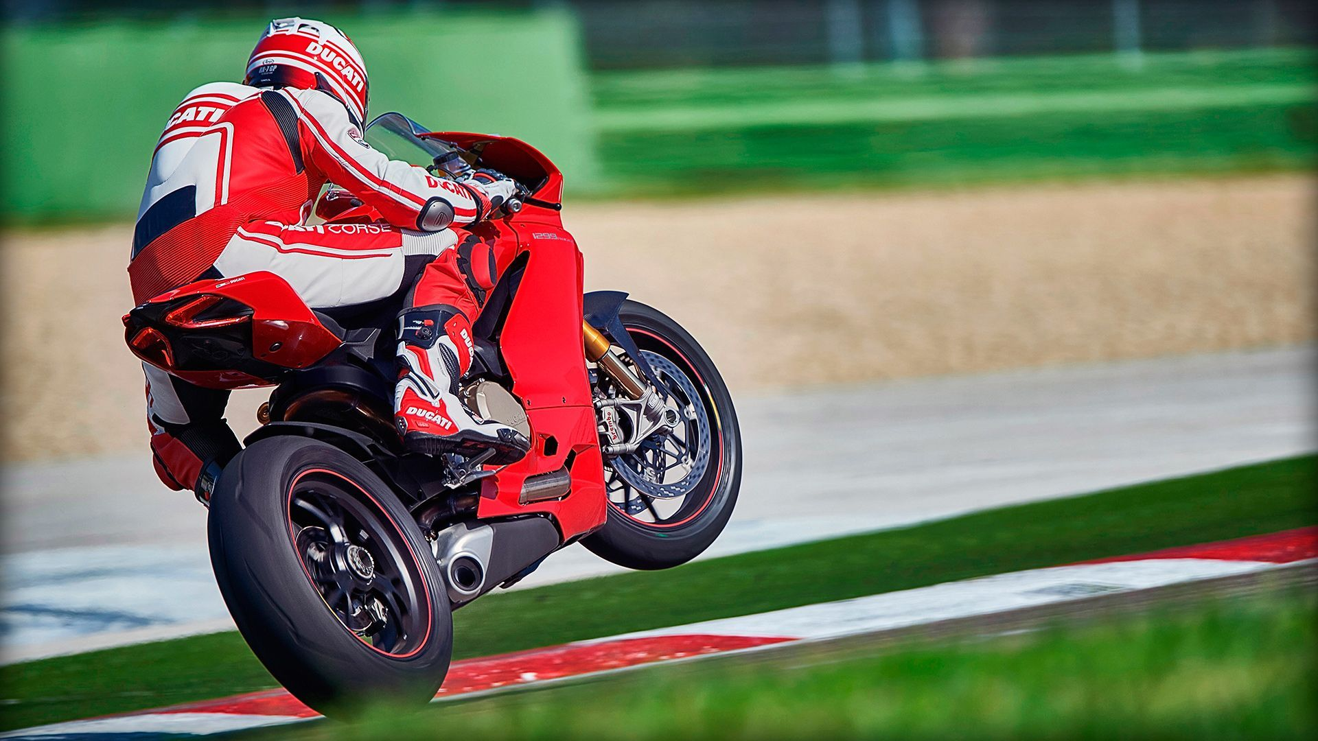 2015 Ducati 1299 Panigale S | 1299 Panigale S - Rear Shot