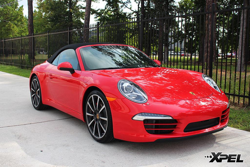2014 Porsche 911 | 2014 911 Carrera S Cabriolet