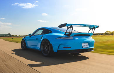 2018 Porsche 911 | Tony Palo's T1 Race Development Porsche 991 GT3RS on Forgeline One Piece Forged Monoblock GS1R Wheels