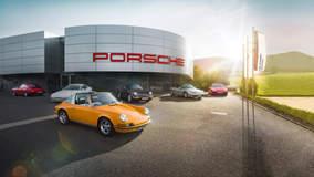 """Porsche Announces Host of """"Classic Centers"""""""