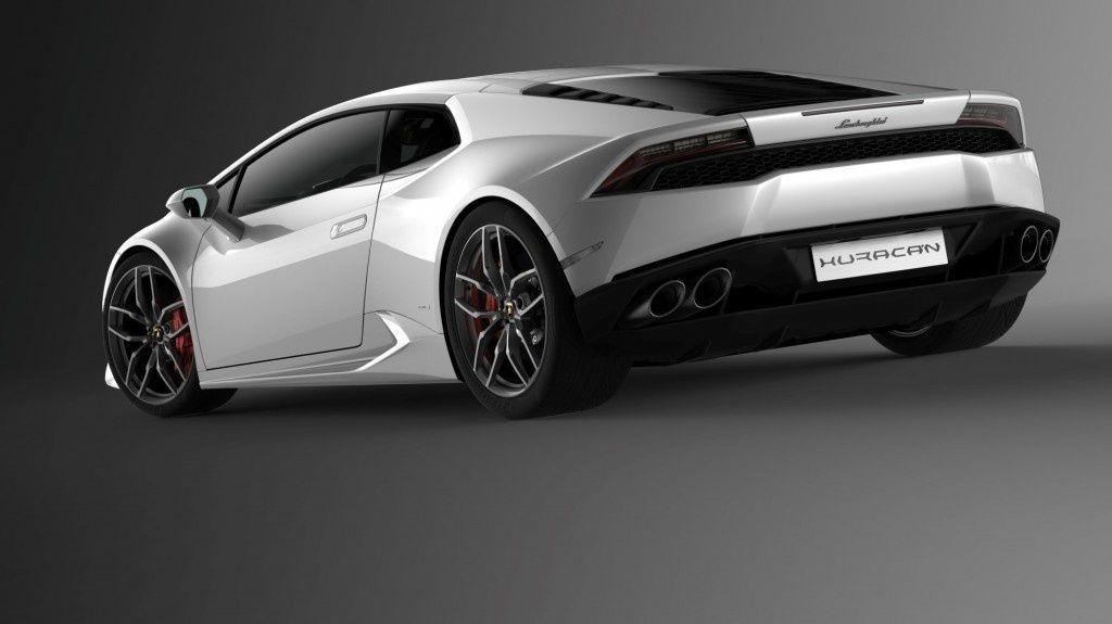 2015 Lamborghini Huracan | Lamborghini Huracan Caught in the wild