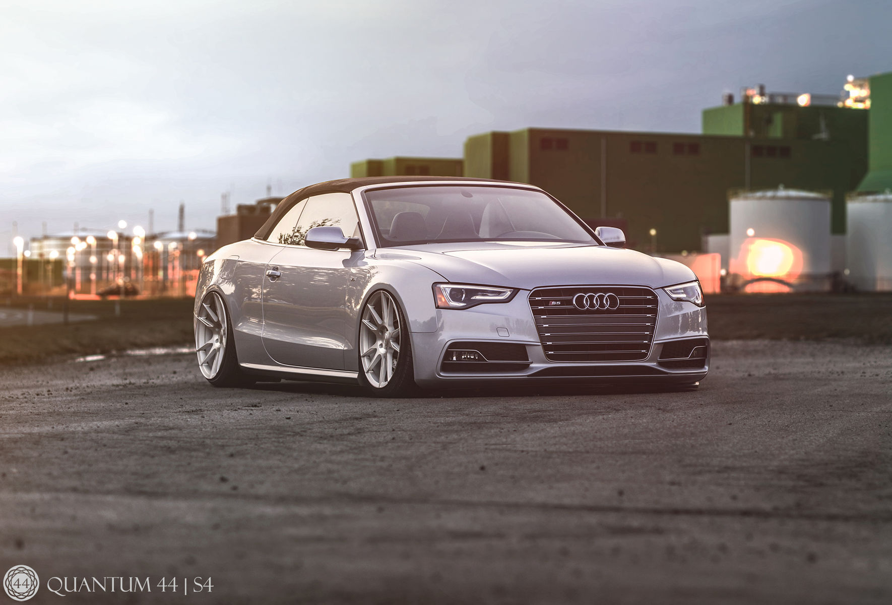 Audi S5   Audi S5 - Quantum44 S4