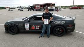 Bryan Johnson Wins GT Class at USCA NOLA with 5th Gen Camaro on Forgeline One Piece Forged Monoblock GA1R Open Lug Wheels