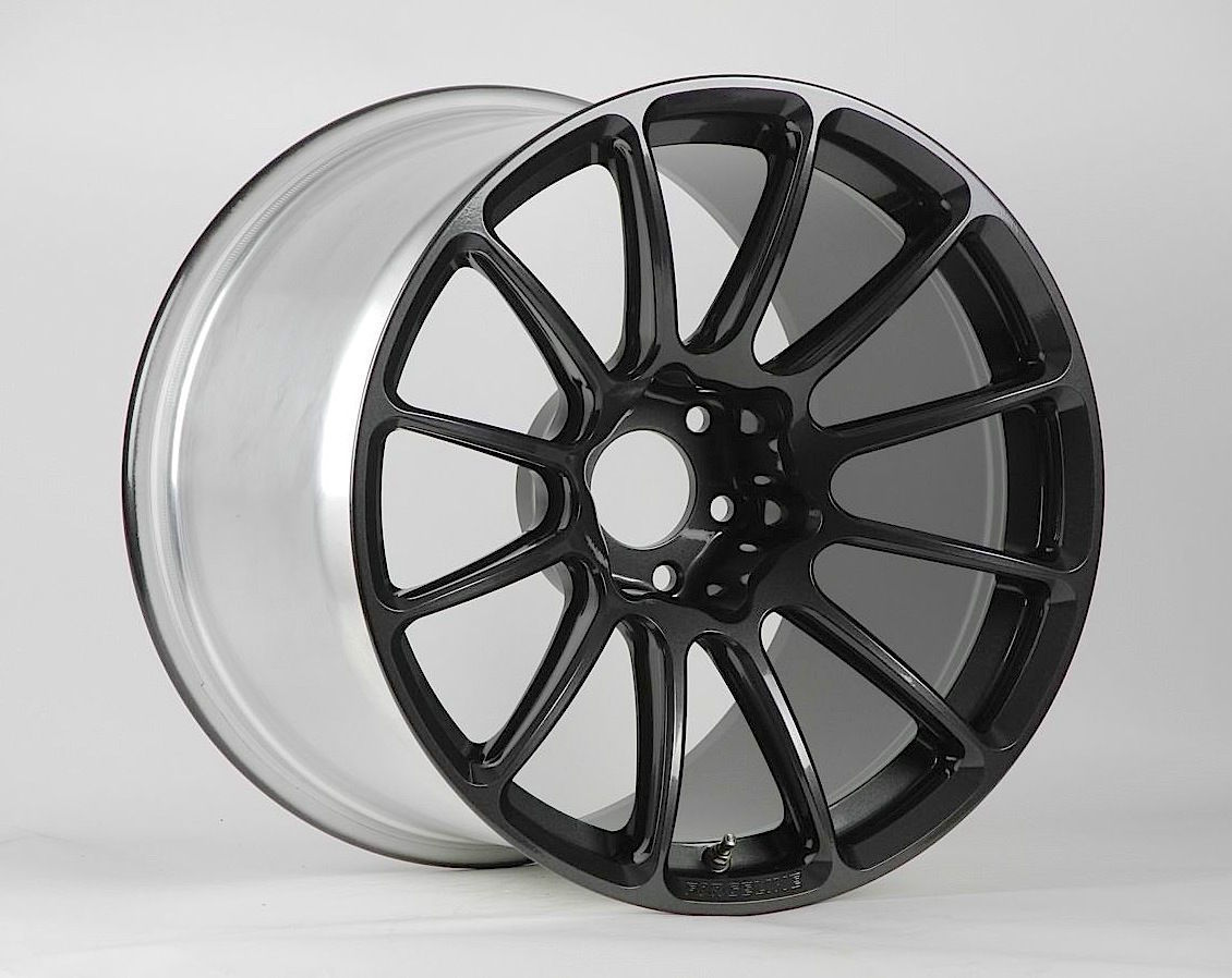 | Forgeline One Piece Forged Monoblock GTD1-Viper Open Lug Racing Wheel