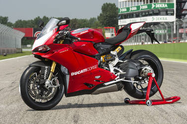 2016 Ducati Panigale R | Panigale R - Stance