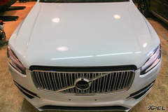 Volvo XC90 in for XPEL ULTIMATE Clear Bra