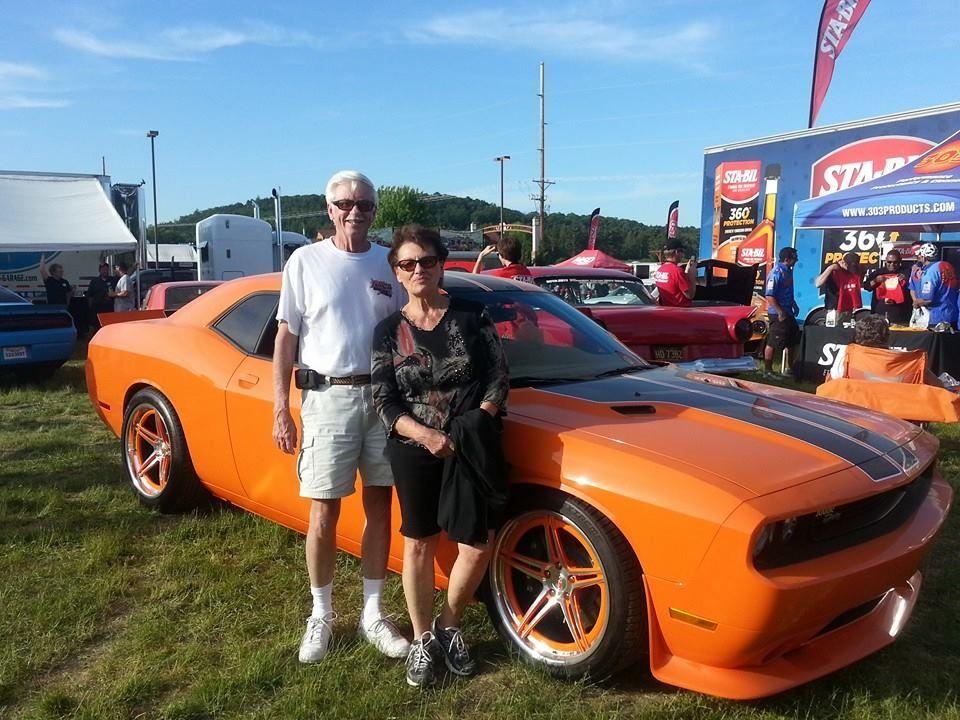 2014 Dodge Challenger | Petty Signature Series Dodge Challenger on Forgeline SC3C-SL Wheels