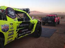 Cameron Steele at the Mint 400