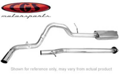 CGS Performance Cat-Back Exhaust