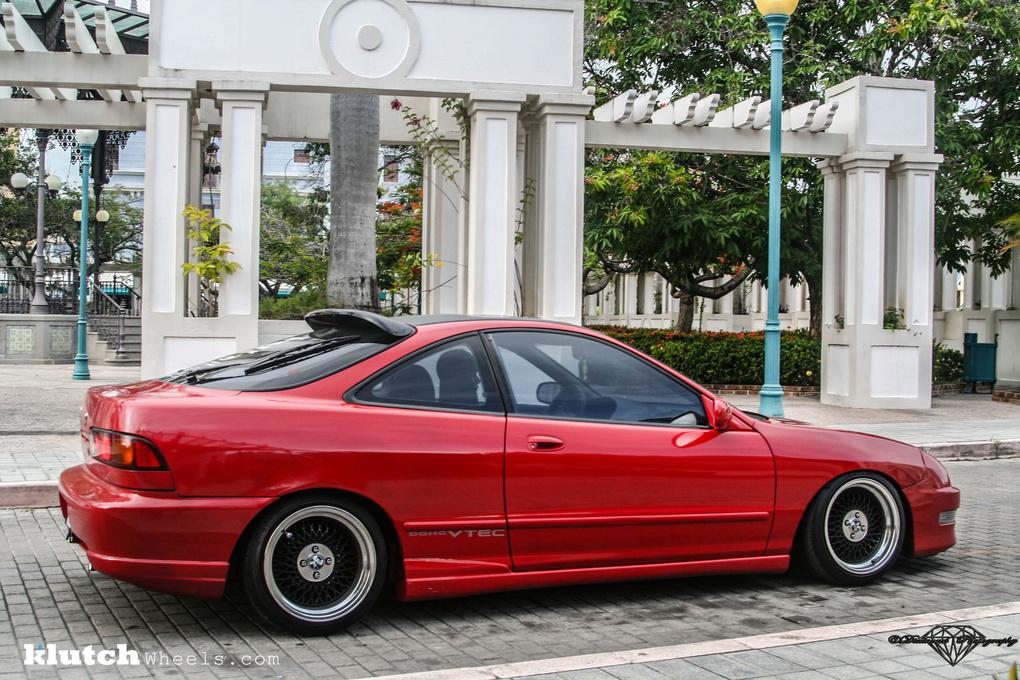 1995 Acura Integra | '95 Acura Integra on Klutch SL1's