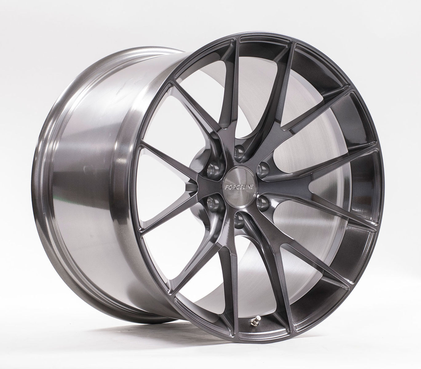 | Our New Forgeline One Piece Forged Monoblock VX1-6 6-Lug Wheel