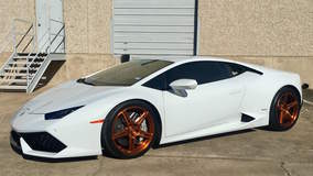 Dallas Peformance LLC's Lamborghini Huracan on Forgeline One Piece Forged Monoblock SC1 Wheels